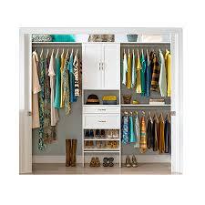 closet organizer set