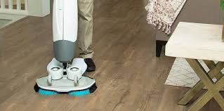 wood floor cleaning process