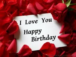 Love Birthday Quotes Custom Happy Birthday I Love You YourBirthdayQuotes