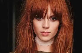 Haarkleur roodtinten