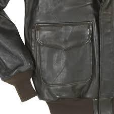 the cockpit antique lambskin a 2 leather jacket dark brown mypilot com