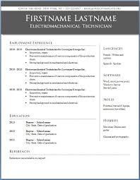 free downloadable resume templates berathencom where are resume templates in word