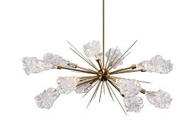 Blossom Ceiling Light Blossom Oval Starburst Chandelier Products In 2019