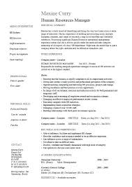 Teen Resume Template First Time Resume Template First Time Resume