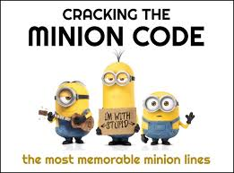 ing the minion code the most memorable minion lines costumes