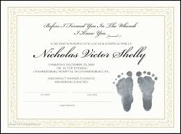 61 Optimum Of Make Your Own Birth Certificate Document References