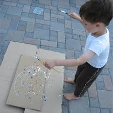 outdoor activities for preschoolers. Outside Art Projects For Kids Outdoor Activities Preschoolers