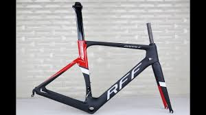 custom painting 2017 new areo road carbon frame carbon bicycle frame