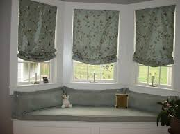 Small Bedroom Chair Bedroom Grey Fabric Window Blinds Connected By Glass Windows And