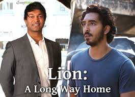 look through the lion movie review now a film lion is about a five year old boy d saroo played by sunny pawar who accidentally takes a wrong train leaves in an unknown direction and