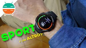 Honor Watch GS Pro Test: Eine Sportuhr ...