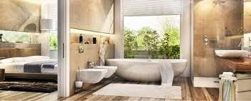 should bedroom and bathroom décor match