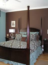 Blue And Brown Bedroom Paint Ideas