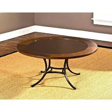 copper top side table hammered bar tables round coffee post arhaus