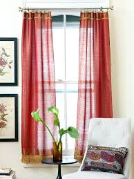 interior design curtains red and gold curtains decoration examples dress up the windows creative interior design