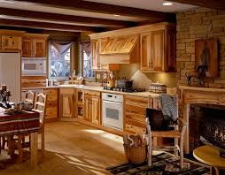 Hickory Wood Kitchen Cabinets80