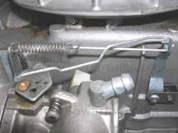 Tecumseh Carburetor Linkage Picture | Tecumseh Series 11 Carb ...