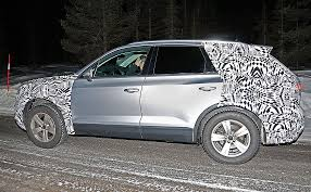 2018 volkswagen touareg. plain 2018 while most of the camouflage is concentrated on front and rear end  because new stuff happens there it easy to see that grille  inside 2018 volkswagen touareg