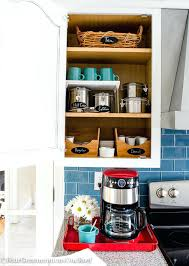 office coffee station. Coffee Station Cabinet Office Cabinets