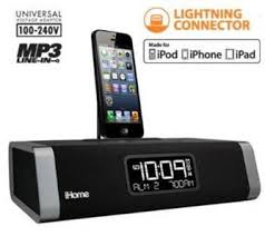 HD Live iPhone Docking Station Hidden Camera
