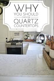 Small Picture Quartz Countertop Review Pros Cons Quartz countertops