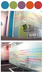 office colour scheme. A Vibrant Office Colour Scheme