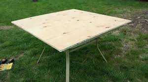 patio table top replacement
