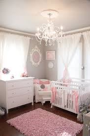 Elegant and Feminine Pink and Gray Nursery - Project Nursery