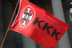 Image result for Ku Klux Klan