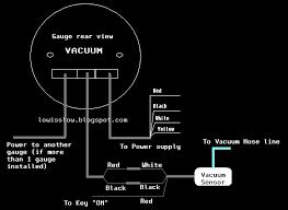 life machine diy install defi bf gauge part 3 vacuum vacuum wiring diagram