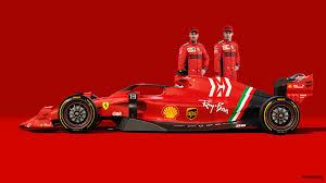 For ferrari, abandoning the 2021 season isn't an option. F1 2021 Ferrari Sf21h Concept Finished Projects Blender Artists Community