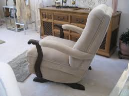 upholstered rocking chair for kids