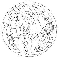 Small Picture advanced mandala coloring pages Free Coloring Pages For Kids
