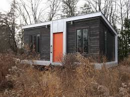 Small Picture This Modern 227 Square Foot Charles Eames style tiny house has it