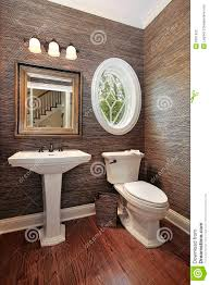 Powder Room Powder Room In Luxury Home Stock Photography Image 9331422