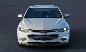 2016 Chevy Malibu Info, Pictures, Specs, Wiki | GM Authority