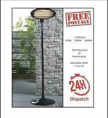 freestanding 2000kw electric patio