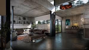 ... Industrial design living room drmimius modern industrial living room ...