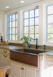 Farmhouse Apron Kitchen Sinks Apron Front Sink On The Level