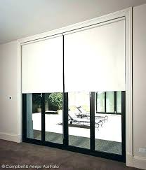 shades for sliding glass doors sliding patio door rollers curtain random patio door roller shades kitchen