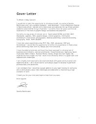 Ideas Collection Graphic Designer Cover Letter Graphic Designer