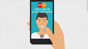 Id Out Verification And To Selfie Mastercard System Roll Fingerprint vYIxw0