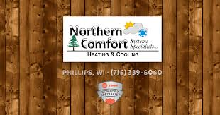 Northern Comfort Systems Specialists, LLC: Furnace Repair Phillips ...