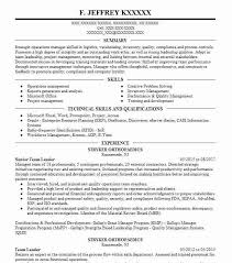 Senior Buyer Resume Fascinating Senior Buyer Commodity Management Resume Example Meggitt Plc