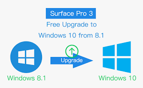 How To Upgrade Windows 8 To Windows 10 Surface Pro 3 Free Upgrade To Windows 10 From 8 1