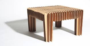 cardboard furniture design. view in gallery david graas cardboard design coffee table furniture w