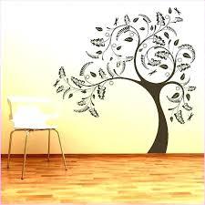 wall stencils for painting flower tree stencil large walls best u