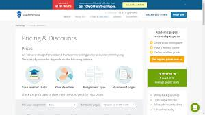 custom writing org review customessaysreviews every student checking out the website of a writing service is looking for low prices this company charges different prices for the following levels of