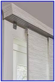 doors sliding glass door blinds