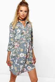 Best 25 Floral shirt dress ideas on Pinterest